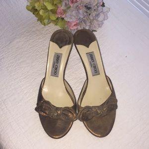 Jimmy Choo Sandal - Size 8